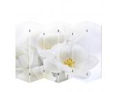 Paravent Somme aus 6 Panels - 180 x 240 cm - Orchidee, Mendler