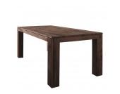 Massivholztisch Norwich - Eiche Massivholz - Breite: 200 cm, Ausführung 1, Möbel Exclusive