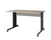 PC-Tisch in Driftwood Dekor Anthrazit