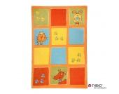 Kinderteppich Maui - Tierfenster - 120x180cm, Theko die markenteppiche
