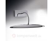 Anabella - LED-Bilderleuchte mit Flexarm