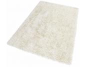 THEKO® Hochflor-Teppich, weiß, 65x135 cm