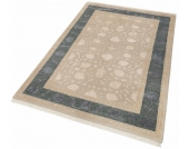 Parwis Orient-Teppich »Moglu Elegance«, blau, 120x180 cm