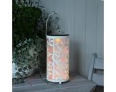 Hübsche LED-Solarleuchte Lantern