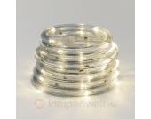 LED Lichtschlauch für Außen, 6m weiß
