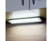 Formschöne LED Unterbauleuchte MIAMI, 57,5 cm