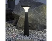 Solarleuchte New Assisi Aton 650 schwarz