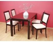 moebel direkt online Holzstühle 2 Stück _ Polsterstühle im 2er-Set _ Massivholzstühle im 2er-Set