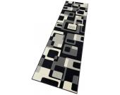 Hanse Home Läufer »Tiznit«, schwarz, 80x200 cm