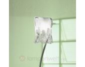 Designer-Stehleuchte MURANO mit Alabasterglas