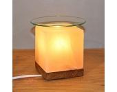 KUBUS - Aromasalzlampe für stimmungsvolle Stunden
