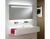 Spiegel FLAIR mit integrierter Beleuchtung