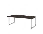 Schreibtisch höhenverstellbar 200 cm breit