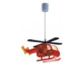 Rabalux Kinderlampe »HUBSCHRAUBER«, rot