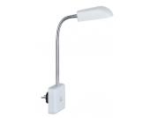 TRIO LEUCHTEN LED-Steckerlampe, weiß