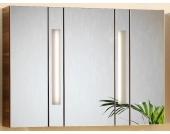 Fackelmann Arte 7 Spiegelschrank, Zwetschge