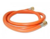Gasanschlußschlauch für Gasgrill, orange